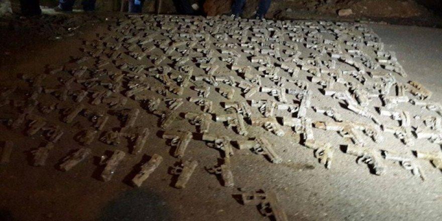 Üsküdar'da gömülen silahların sırrı çözülüyor
