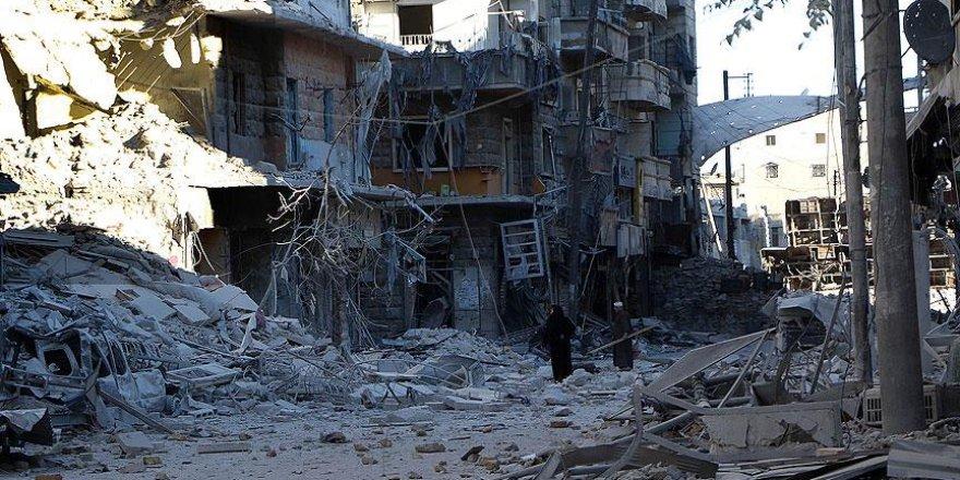 'Halep'te son bir haftada bin kişi hayatını kaybetti'