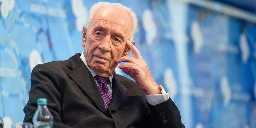 Eski İsrail Cumhurbaşkanı Peres öldü