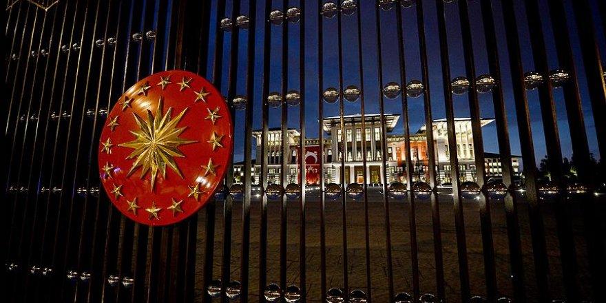 Cumhurbaşkanlığı Külliyesi'nde güvenlik toplantısı yapıldı