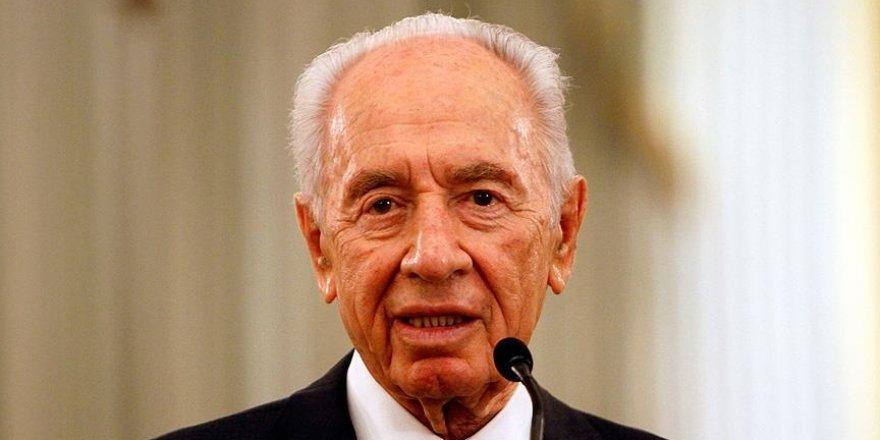 İsrail kabinesi Peres için özel olarak toplanacak