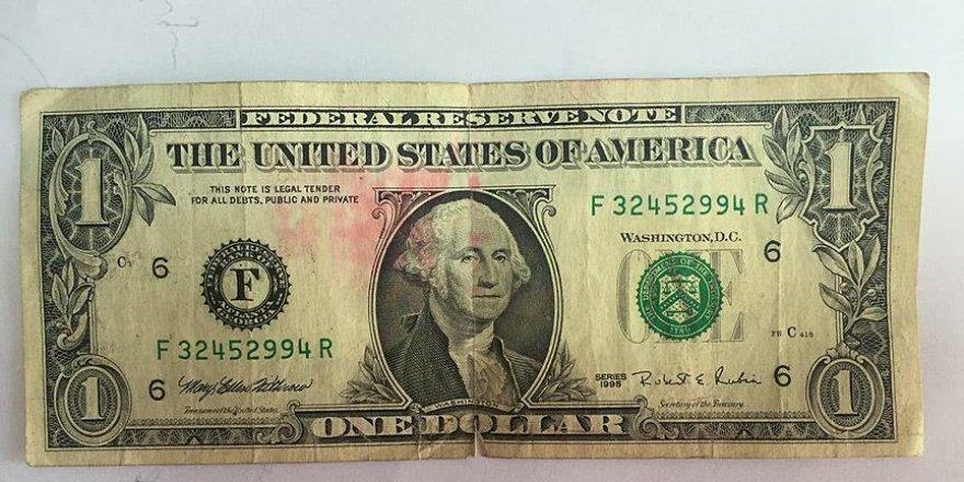 Evinde 1 dolar bulundu 'düğünümden hatıra' dedi