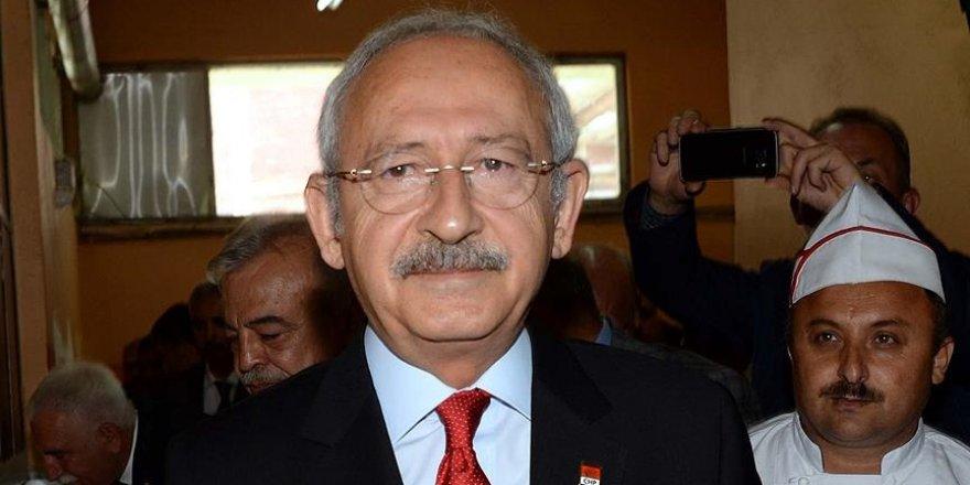 Kılıçdaroğlu'ndan 'şeker pancarına kota' eleştirisi