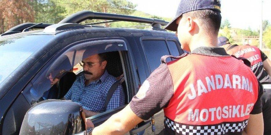 Fethiye'de huzurlu denetimleri güveni sağlıyor
