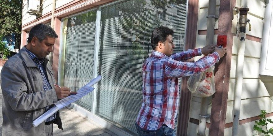 Gölbaşı ilçesinde ev numaraları yenileniyor