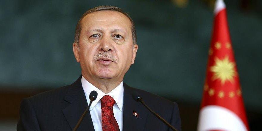 Erdoğan'dan askeri alan talimatı