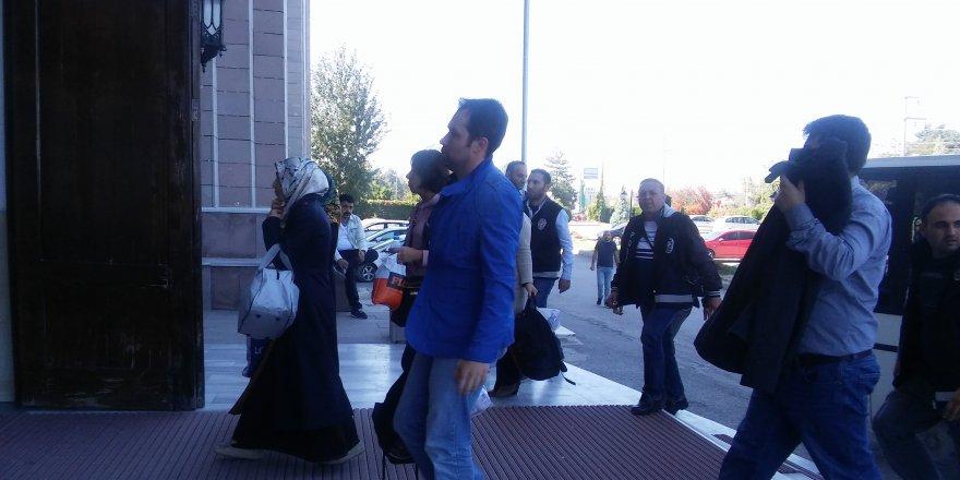 Konya'da FETÖ soruşturmasında bir kişi tutuklandı
