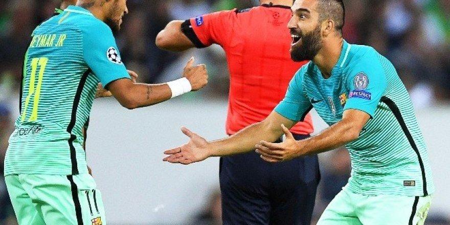 Arda girdi, Barcelona kazandı