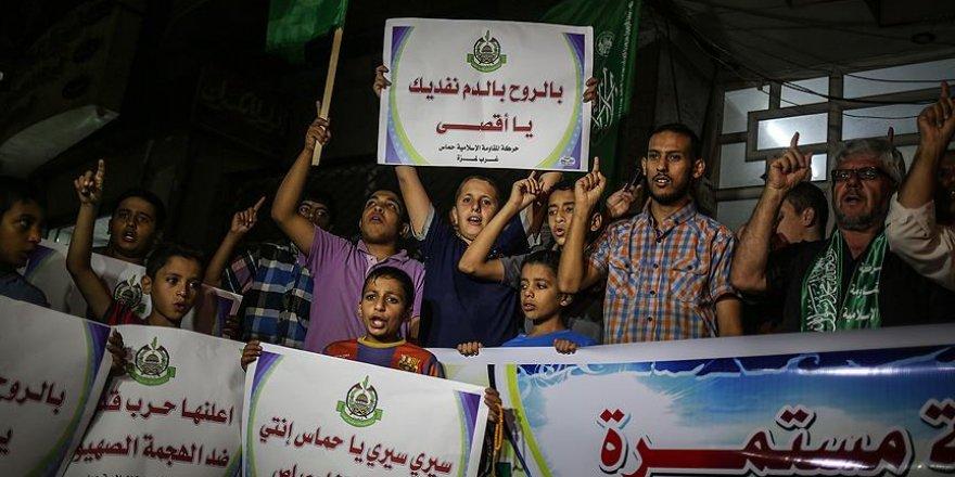 İhvan'dan intifada çağrısı