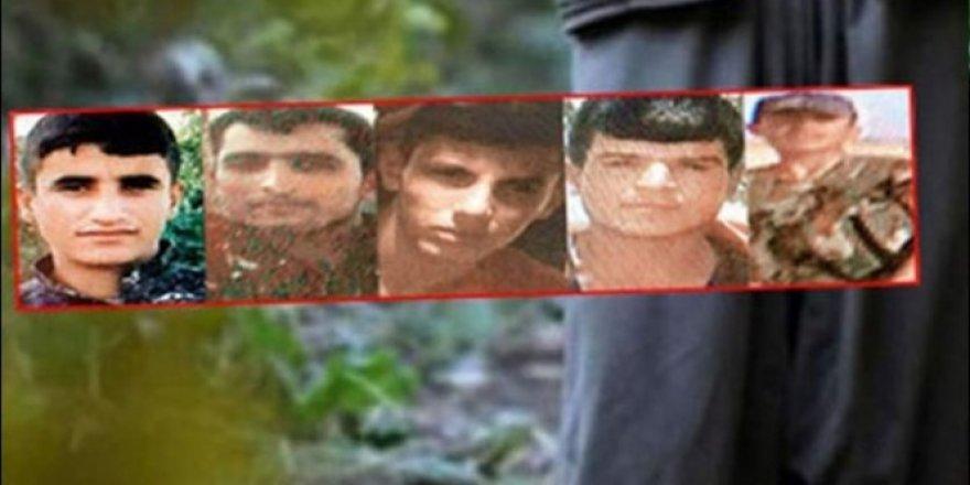 PKK'nın katliam timi ortaya çıktı!