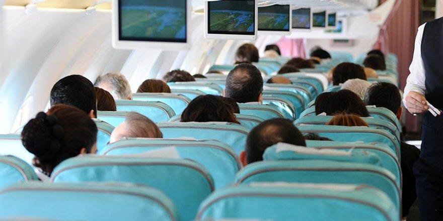 Uçaklarda agresif davranışlar arttı