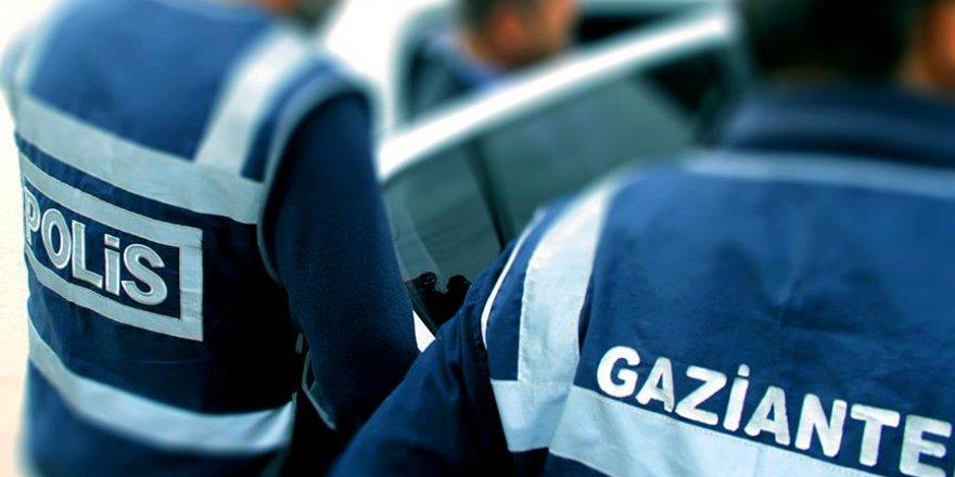 Gaziantep Üniversitesi'nde FETÖ'den 86 gözaltı