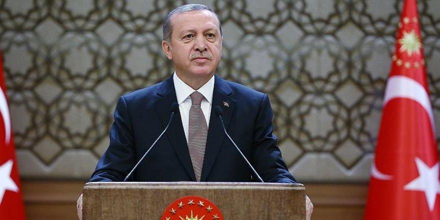 """Erdoğan: """"Bunların cebine 3-5 kuruş ekstra para koy, istediğin notu al"""""""