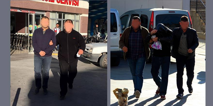 Konya'da infaz koruma memurlarına FETÖ operasyonu: 13 gözaltı