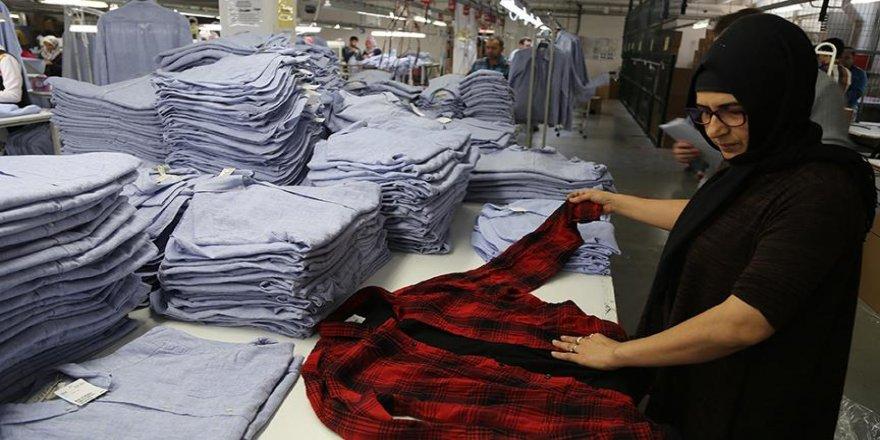 'Türk tekstil ürünlerinin Ukrayna'ya girişi kolaylaşacak'