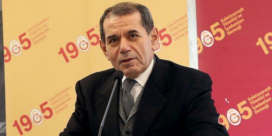 Dursun Özbek'ten Galatasaray taraftarına çağrı