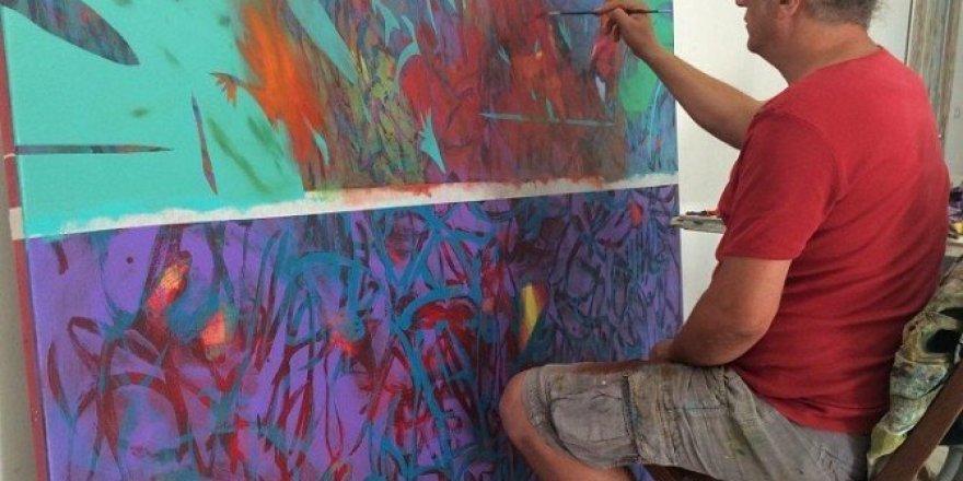 Türk Dünyası sanatçıları, TİKA katkılarıyla Bodrum'da buluştu