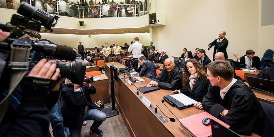 Almanya'daki NSU davasının baş sanığı ilk kez konuştu