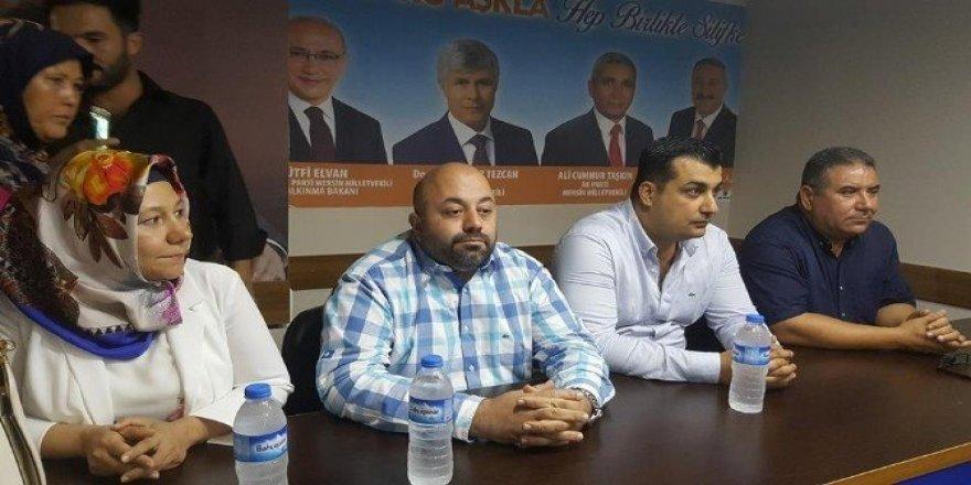 """Bostan: """"AK Parti'de siyaset yapmak ağır sorumluluk ister"""""""