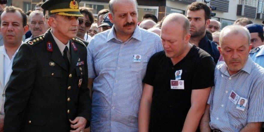 Tutuklu Bolu eski İl Jandarma Komutanı serbest bırakıldı