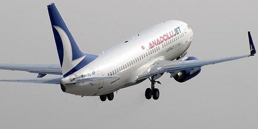 Anadolu Jet Muş'a uçmaya devam edecek