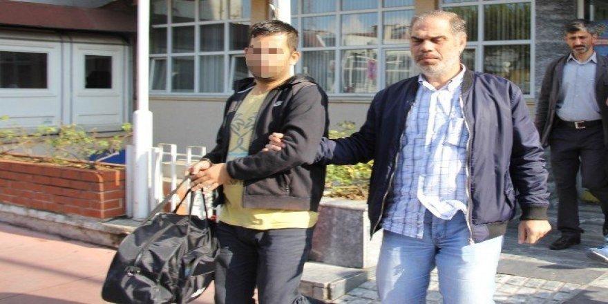 Samsun'da 1 astsubay FETÖ'den tutuklandı
