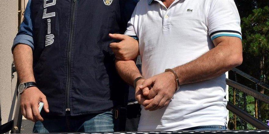 Askeri hakim Binbaşı Tüfekçi'ye FETÖ gözaltısı