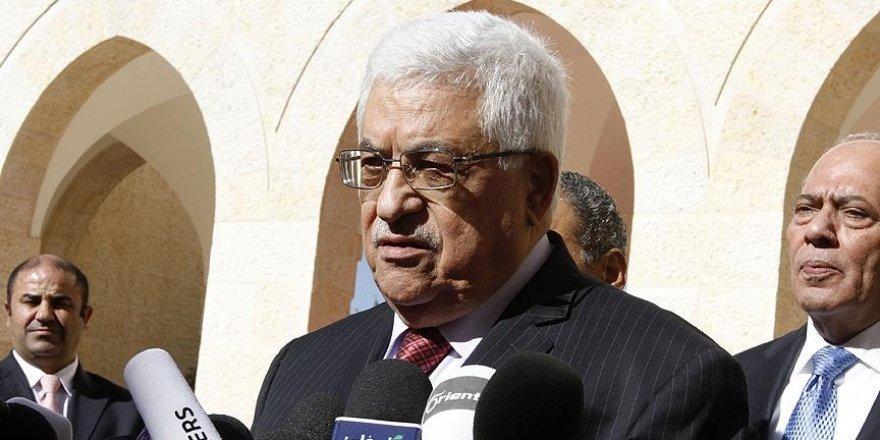 Filistililerden Abbas'a Peres tepkisi