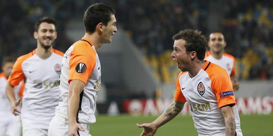 Shakhtar, Braga karşısında zorlanmadı