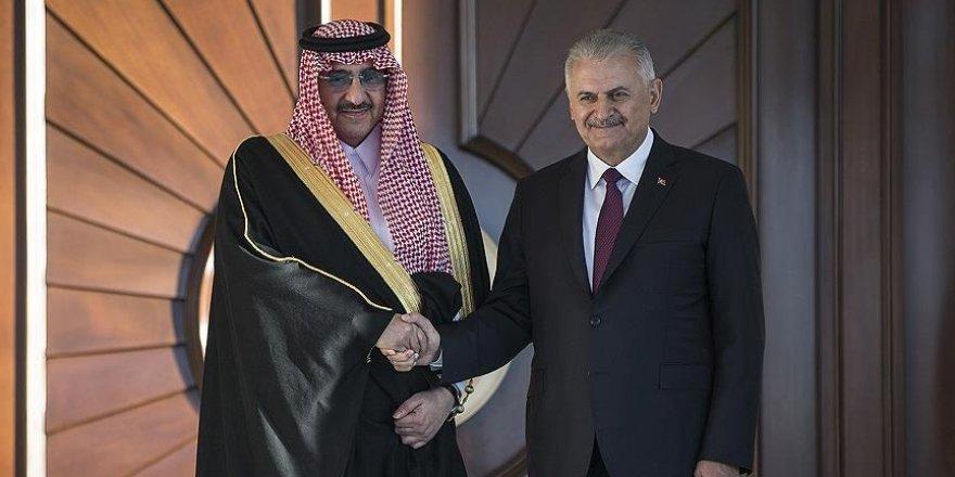Terörle mücadele konusunda Suudi Arabistan ile işbirliği artacak