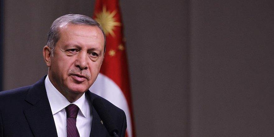 Erdoğan'dan tekvandoculara tebrik telgrafı