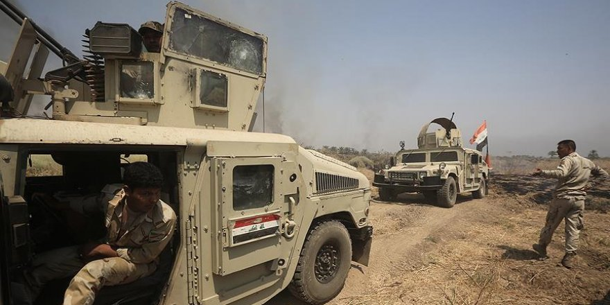 Irak'ta 33 DAEŞ militanı öldürüldü