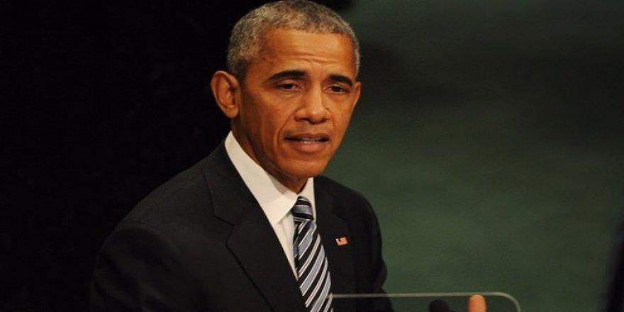 Obama'dan DEAŞ itirafı