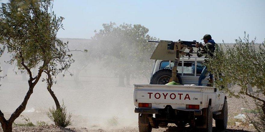 Suriyeli muhaliflerin Hama'da ilerleyişi sürüyor