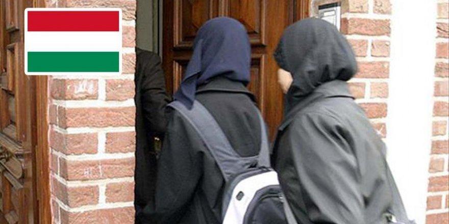 Macaristan'da Müslüman kadınlara ırkçı saldırı iddiası