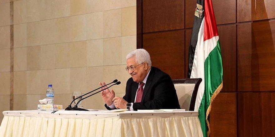 Filistin Devlet Başkanı Abbas'dan BM üyeliği açıklaması