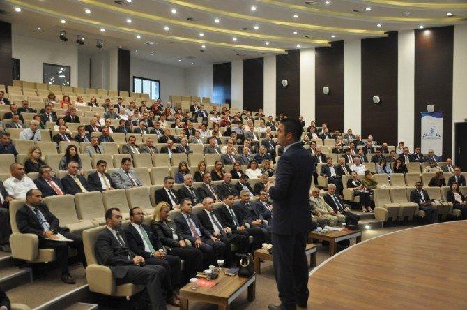Eğitim yöneticileri bilgilendirme programı gerçekleştirildi