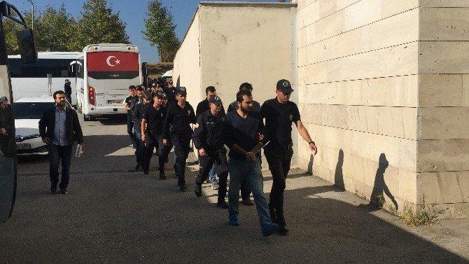 FETÖ soruşturmasında 60 kişi adliyeye sevk edildi