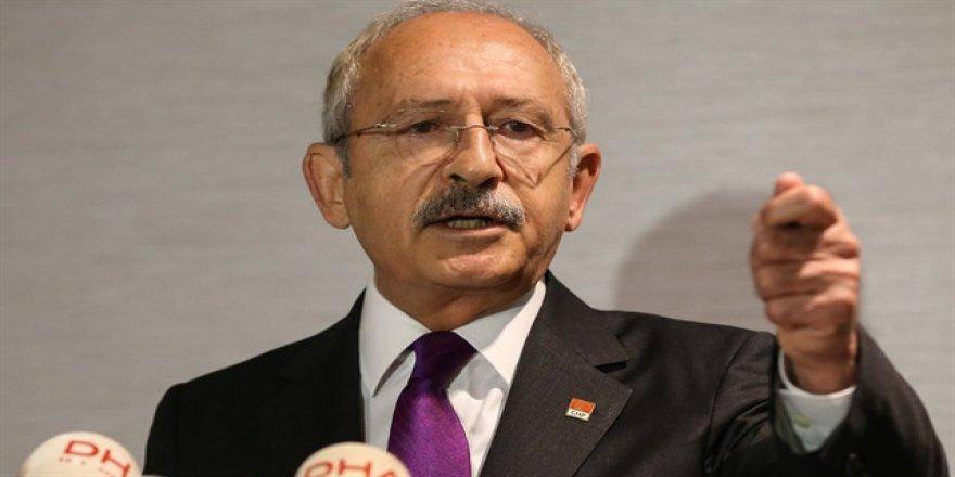 Kılıçdaroğlu Türkiye'yi yine şikayet etti