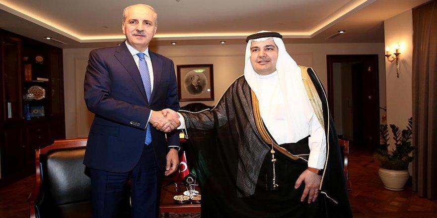 'Suudi Arabistan'la ilişkilerin gelişmesi barışa katkıda bulunacak'