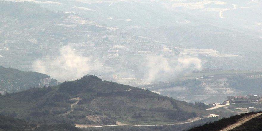 Esed güçlerinden Lazkiye ve İdlib kırsalına hava saldırısı
