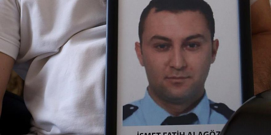 Polis eşi 'Rüzgar Çetin' davasında şikayetinden vazgeçti