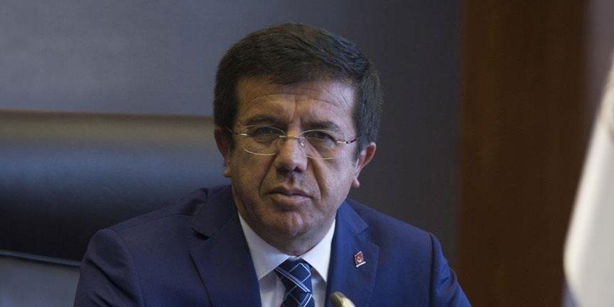 Ekonomi Bakanı Zeybekci'den AP'ye tepki