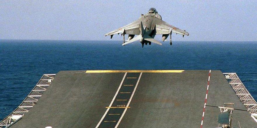 İspanyol uçak gemisi Aliağa'da sökülecek