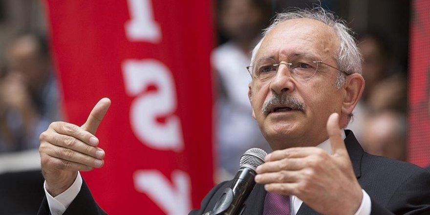Kılıçdaroğlu'ndan 'Lozan' açıklaması: Sindiremiyorum
