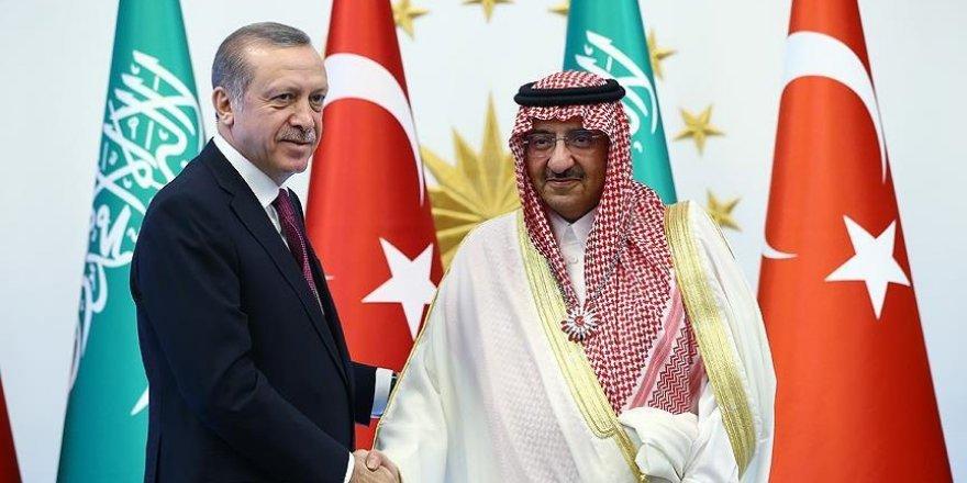 Erdoğan: Ziyaret geleceğe dair verilmiş çok anlamlı bir mesaj