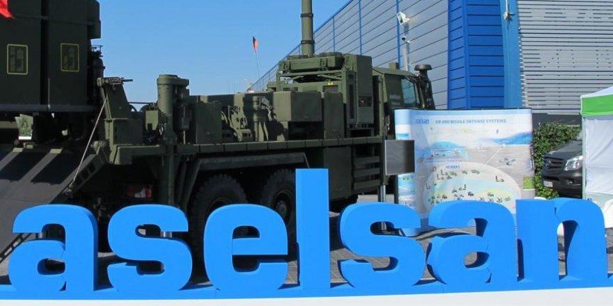 ASELSAN'dan 34 milyon avroluk sözleşme