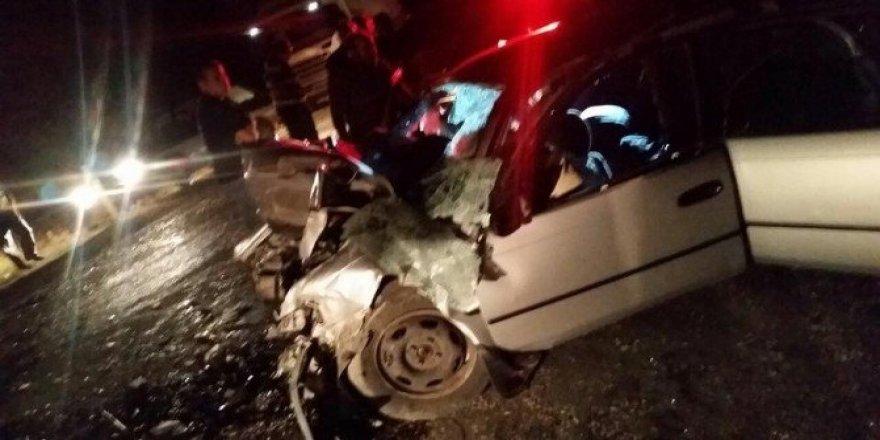 Antalya'da feci kaza: 3 ölü, 3 yaralı