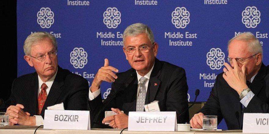 Bozkır: ABD FETÖ mensuplarına karşı tedbir almak zorunda