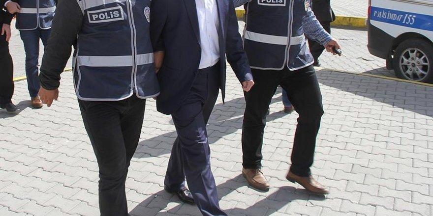 O üniversitede FETÖ'den 15 gözaltı